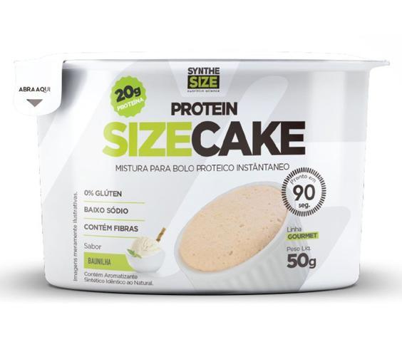 Imagem de Size cake - Mistura de bolo 20g proteína