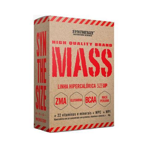 Imagem de SIZE UP MASS SYNTHESIZE 2,8kg - BANANA E CANELA