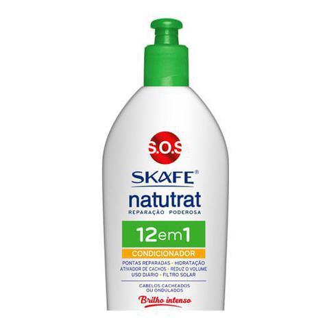 Imagem de Skafe Naturat SOS Reparação Poderosa - Condicionador 12 em 1