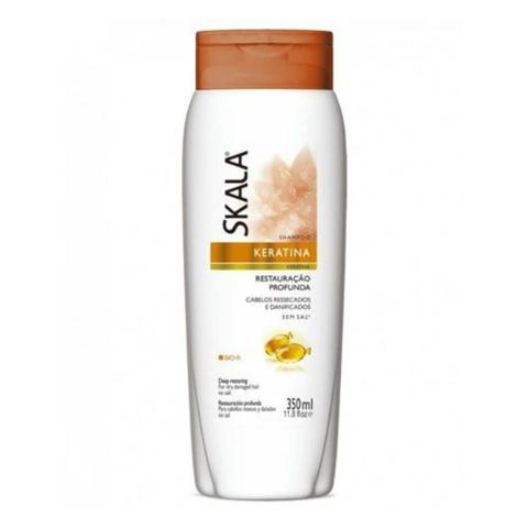Imagem de Skala Keratina Shampoo S/ Sal 350ml