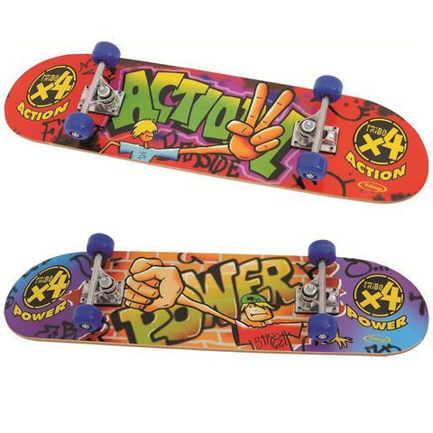 Imagem de Skate Action ou Power com lixa Xalingo