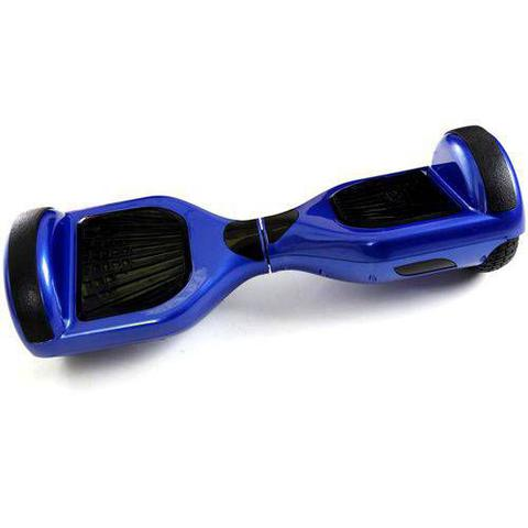 Imagem de Skate Elétrico Hoverboard 6.5'' Azul com LED Frontal e Lateral e Bluetooth