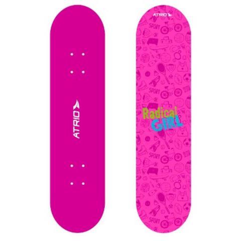 Imagem de Skate infantil feminino Atrio ES146