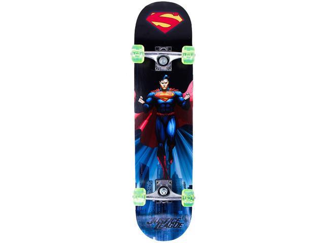 Imagem de Skate Infantil Justice League DC Superman