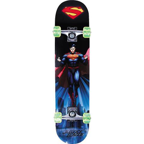 Imagem de Skate Liga da Justiça 412500 Bel Fix Sortido