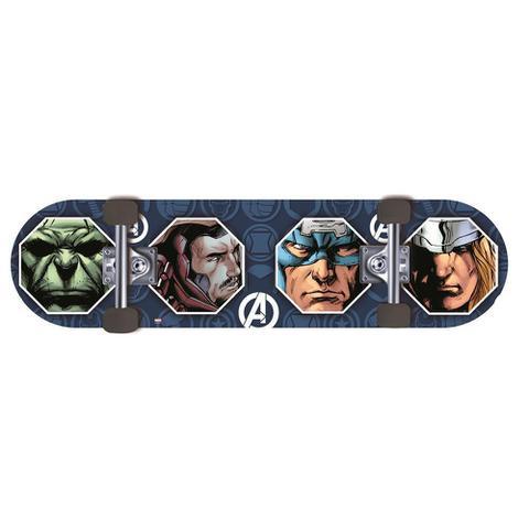 Imagem de Skate Marvel DCT Homem de Ferro Homem Aranha Avanger 3062