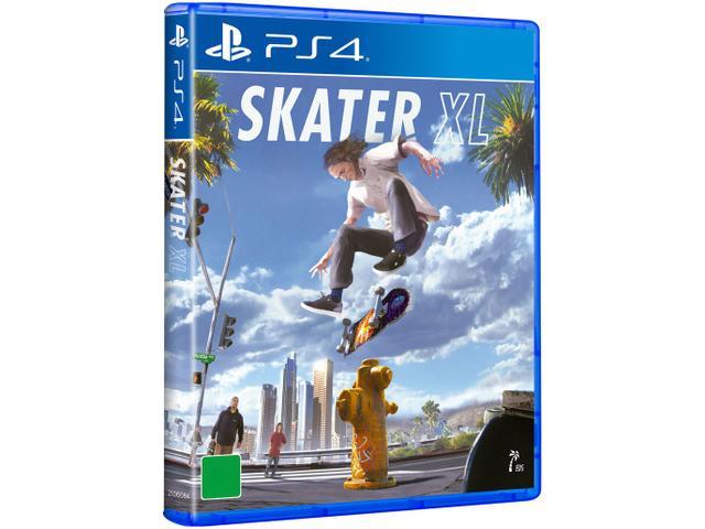 Imagem de Skater XL para PS4 Easy Day Studios