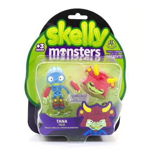 Imagem de Skelly Monster Tico/Tana 5041 Dtc