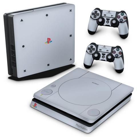 Imagem de Skin Adesivo para PS4 Slim - Modelo 112