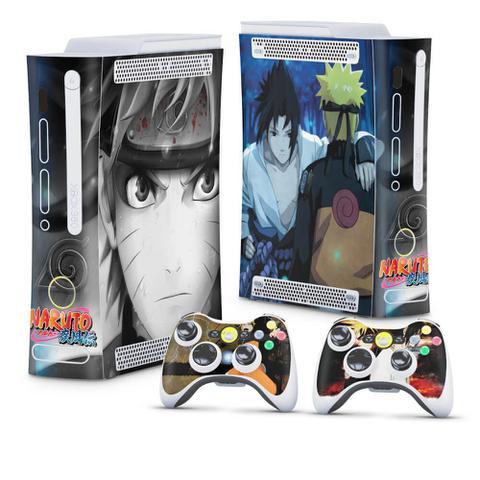Imagem de Skin Adesivo para Xbox 360 Fat Arcade - Naruto