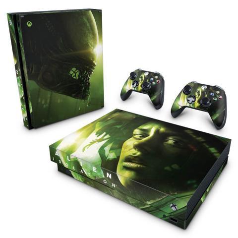 Imagem de Skin Adesivo para Xbox One X - Modelo 083