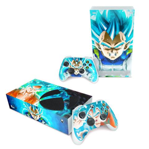 Imagem de Skin Adesivo para Xbox Series S - Dragon Ball Super