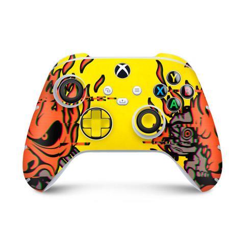 Imagem de Skin Adesivo para Xbox Series S X Controle - Cyberpunk 2077