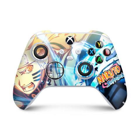 Imagem de Skin Adesivo para Xbox Series S X Controle - Naruto