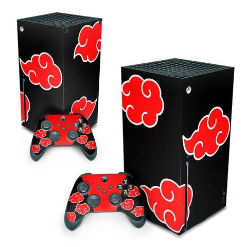 Imagem de Skin Adesivo para Xbox Series X - Naruto Akatsuki
