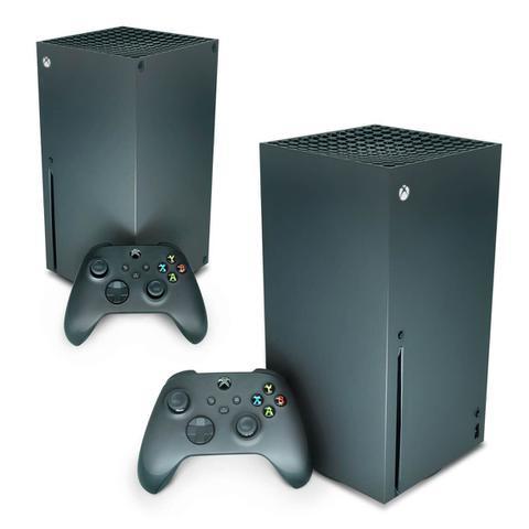 Imagem de Skin Adesivo para Xbox Series X - Transparente