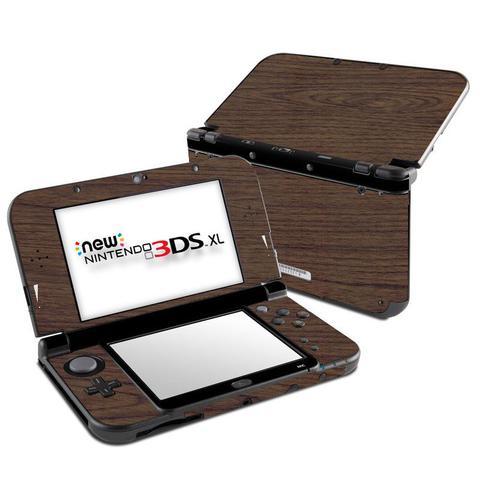 Imagem de Skin Adesivo Protetor New Nintendo 3DS XL (Madeira)