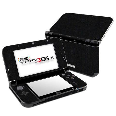 Imagem de Skin Adesivo Protetor New Nintendo 3DS XL (Preto Fosco)