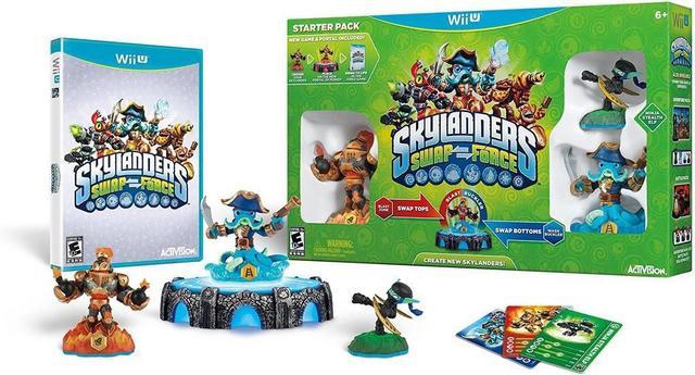 Jogo Skylanders Swap Force Starter Pack - Wii U - Activision