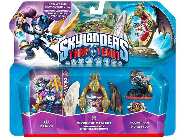 Imagem de Skylanders Trap Team Level Pack
