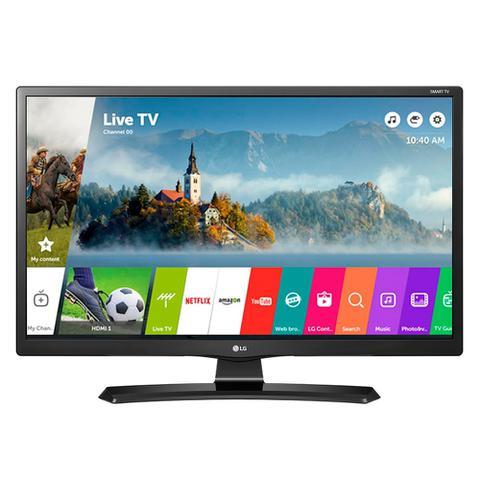 Imagem de Smart TV 24 LCD LED LG 24MT49S-PS, HD, com Wi-Fi, USB, 2 HDMI, Função Monitor Screen Share e Cinema Mode