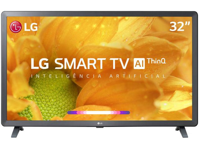 "Imagem de Smart TV 32"" HD LED LG 32LM627BPSB 60Hz"