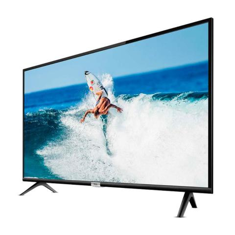 Imagem de Smart TV 32 Polegadas LED HD TCL 32S6500S com Android e comando de voz