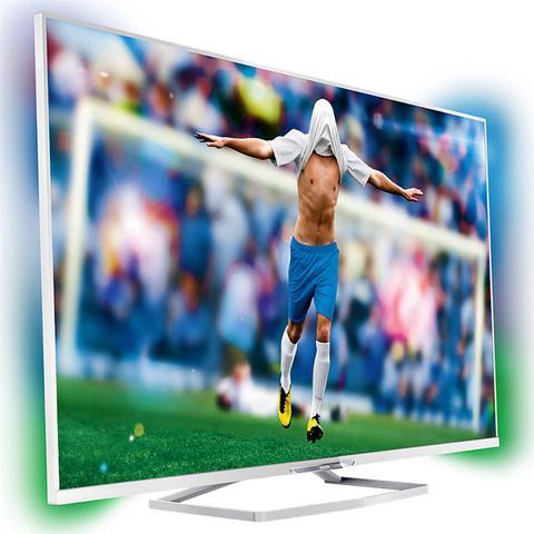 Imagem de Smart Tv 3D 55 Pol Full Hd 3 Hdmi E 2 Usb 6510 Philips