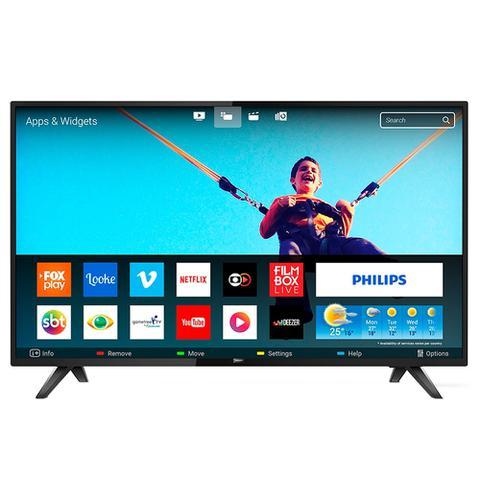 Imagem de Smart TV 43 LCD LED Philips 43PFG5813, Full HD, com Wi-Fi, 2 USB, 2 HDMI, Conversor Digital e Função Monitor