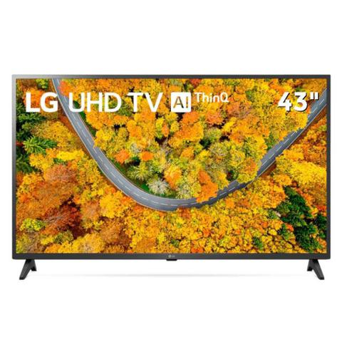 "Tv 43"" Led LG 4k - Ultra Hd - 43up7500"