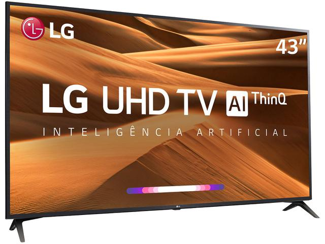 """Imagem de Smart TV 4K LED 43"""" LG 43UM7300PSA Wi-Fi HDR"""
