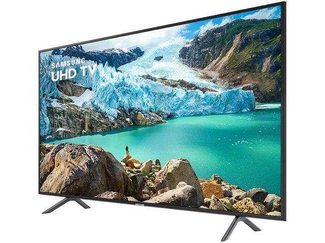 "Imagem de Smart TV 4K LED 43"" Samsung UN43RU7100 Tizen"