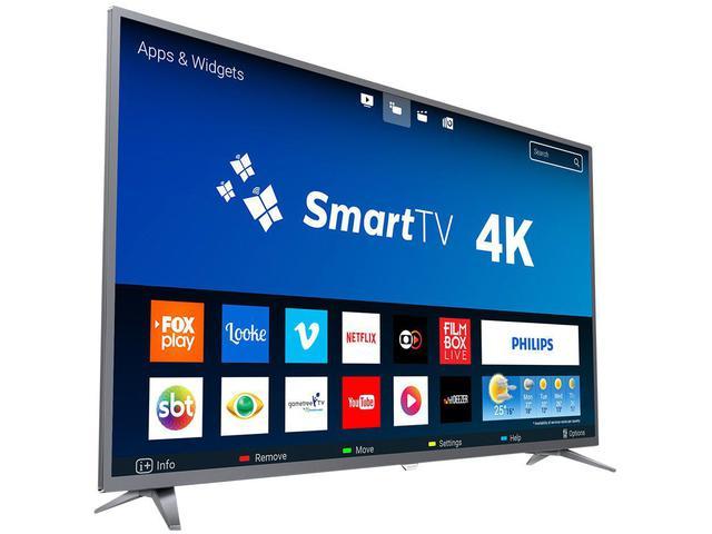 "Imagem de Smart TV 4K LED 50"" Philips 50PUG6513/78 Wi-Fi"