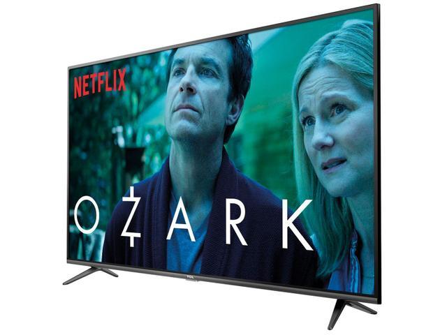 """Imagem de Smart TV 4K LED 50"""" SEMP TCL P65US Wi-Fi HDR"""
