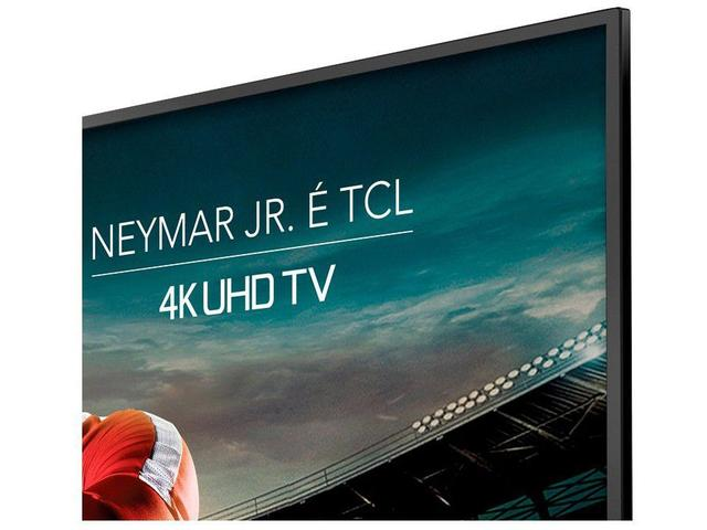 "Imagem de Smart TV 4K LED 50"" TCL P65US Wi-Fi HDR"