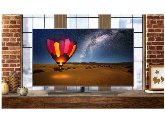 "Imagem de Smart TV 4K LED 55"" Samsung NU7400 UN55NU7400GXZD"