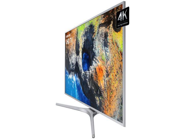 "Imagem de Smart TV 4K LED 55"" Samsung UN55MU6400GXZD"