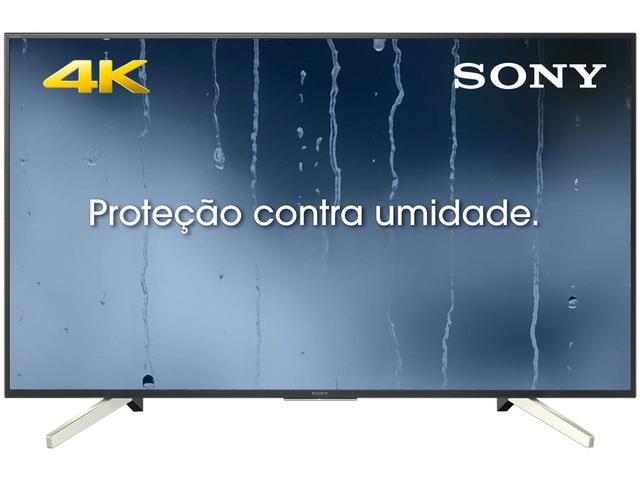"Imagem de Smart TV 4K LED 55"" Sony KD-55X755F Android"