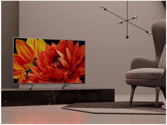 """Imagem de Smart TV 4K LED 55"""" Sony XBR-55X855G Android Wi-Fi"""