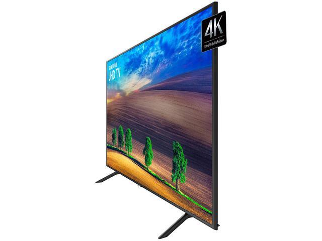 """Imagem de Smart TV 4K LED 58"""" Samsung UN58NU7100GXZD"""