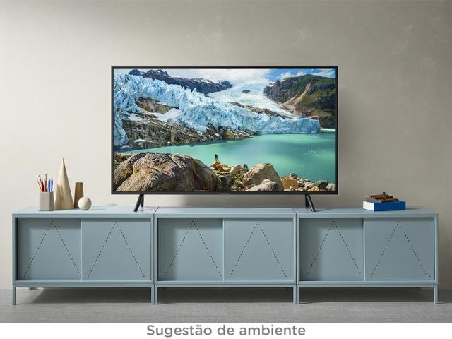"Imagem de Smart TV 4K LED 58"" Samsung UN58RU7100"
