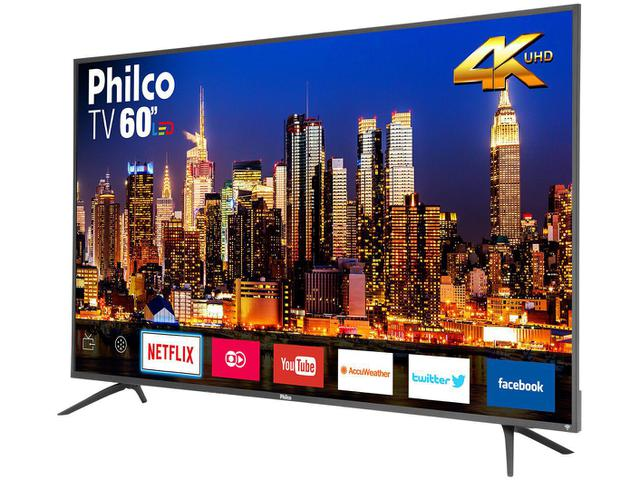 "Imagem de Smart TV 4K LED 60"" Philco PTV60F90DSWN Wi-Fi"