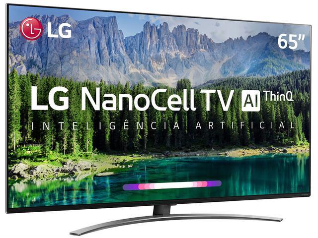 "Imagem de Smart TV 4K LED 65"" LG C2 65SM8600PSA"