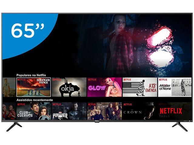 """Imagem de Smart TV 4K LED 65"""" Philco PTV65F80SNS"""