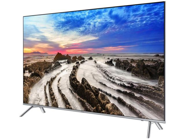 "Imagem de Smart TV 4K LED 65"" Samsung 65MU7000 Wi-Fi"
