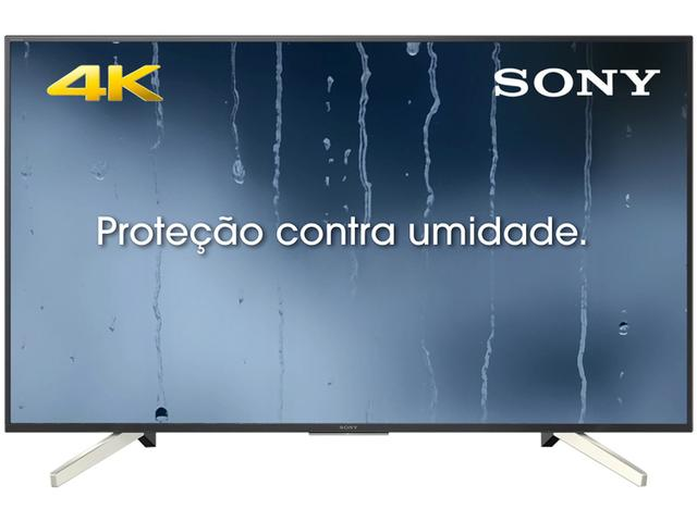 "Imagem de Smart TV 4K LED 65"" Sony KD-65X755F"