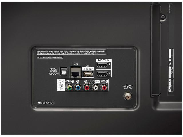 """Imagem de Smart TV 4K LED 70"""" LG 70UK6540 Wi-Fi HDR"""