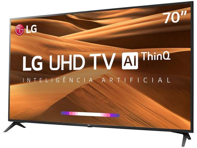 "Imagem de Smart TV 4K LED 70"" LG 70UM7370PSA Wi-Fi"
