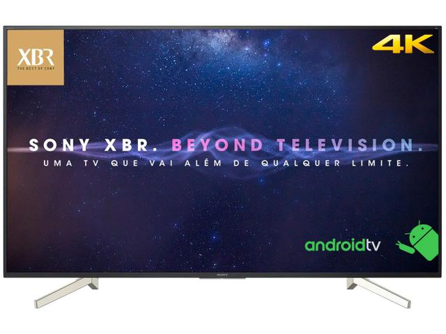 "Imagem de Smart TV 4K LED 70"" Sony XBR-70X835F Android"