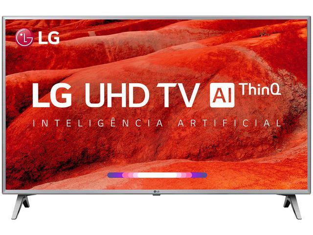 """Imagem de Smart TV 4K LED 75"""" LG 75UM7510PSB Wi-Fi HDR"""